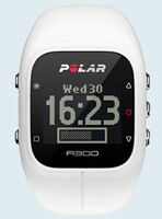 Пульсометр Polar A300 white HR